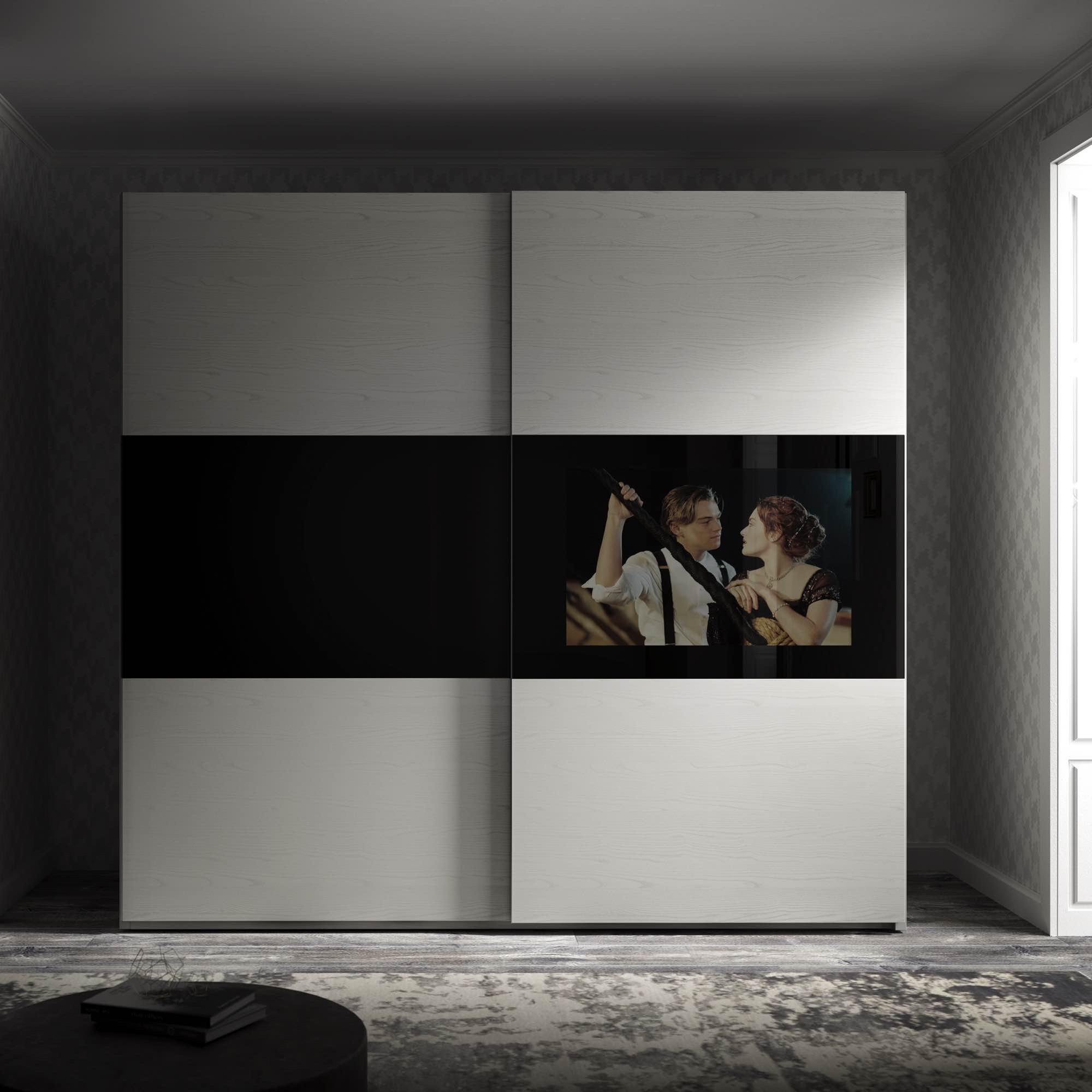 La TV in camera - Valentini Arredamenti - Montenero di Bisaccia (CB)