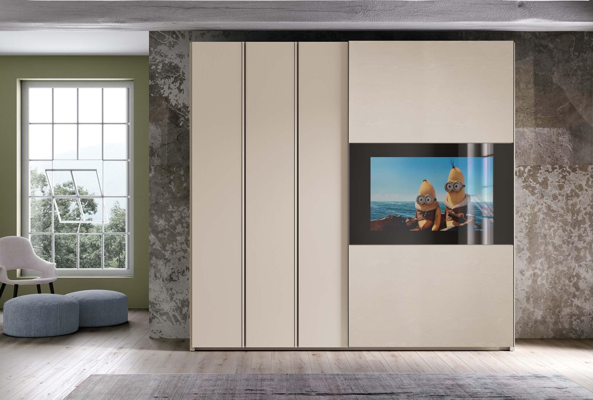 La TV in camera - Valentini Arredamenti - Montenero di ...