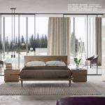Camera da letto platino